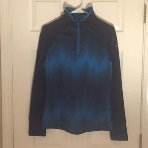 Adidas, techfit pullover!